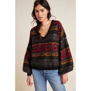NWT anthropologie jacquelyn sweater, med